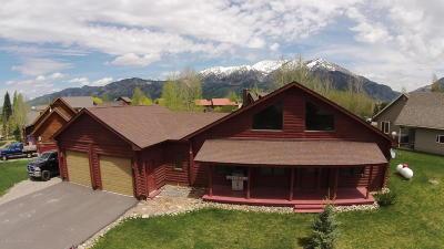 Alpine Single Family Home Pending Contingent: 505 Snake River Dr