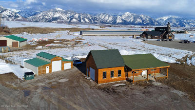 Thayne Commercial For Sale: 102274 Hwy 89