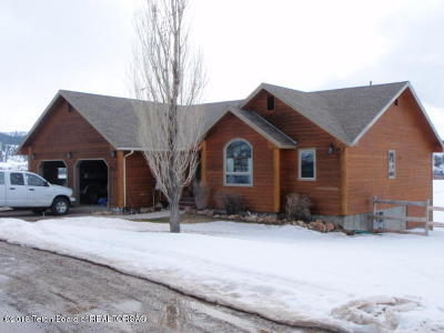 Fairview Single Family Home Pending Contingent: 2447 Spring Creek