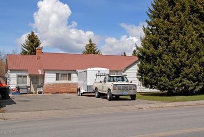 Teton Village, Tetonia, Driggs, Jackson, Victor, Swan Valley, Alta Single Family Home For Sale: 345 E Broadway