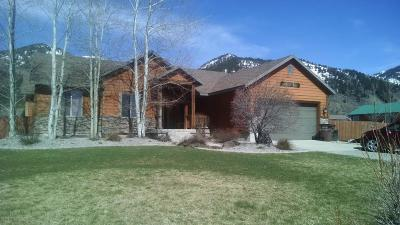 Star Valley Ranch Single Family Home For Sale: 293 E Alta Dr.