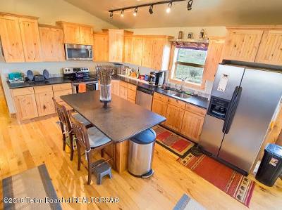 Driggs Single Family Home Pending Contingent: 1800 S 1500 E