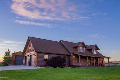 Teton Village, Tetonia, Driggs, Jackson, Victor, Swan Valley, Alta Single Family Home For Sale: 2160 Tomahawk