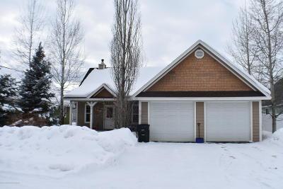 Swan Valley, Victor, Driggs, Alta, Tetonia, Jackson, Teton Village Single Family Home Pending Contingent