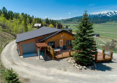 Alpine Single Family Home For Sale: 247 Aspen Lane
