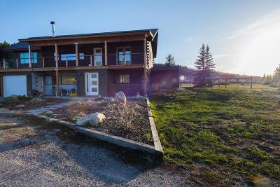 Teton Village, Tetonia, Driggs, Jackson, Victor, Swan Valley, Alta Single Family Home For Sale: 1135 Taylor Mountain Dr