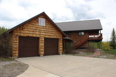 Star Valley Ranch Single Family Home For Sale: 87 West Elkhorn