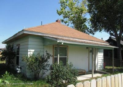 Big Piney WY Single Family Home For Sale: $70,000