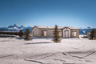 Tetonia Single Family Home Pending Contingent: 3949 McCracken Ln