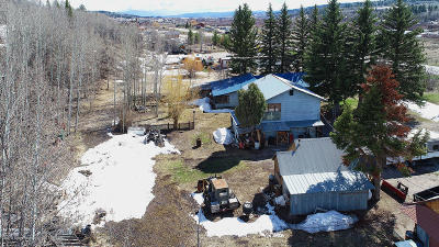 Alpine Single Family Home For Sale: 115066 Hwy 89