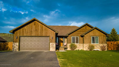 Victor Single Family Home For Sale: 7949 House Top Ln