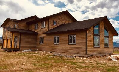 Victor Single Family Home For Sale: 9075 Nesting Eagles