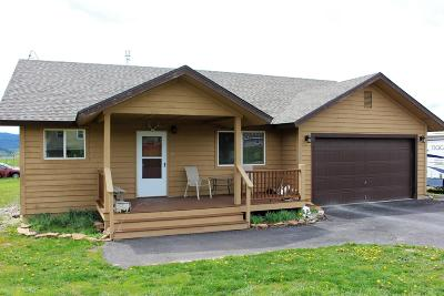 Star Valley Ranch WY Single Family Home For Sale: $249,500