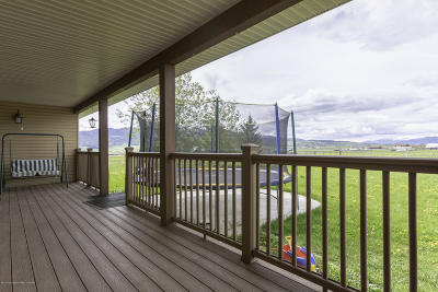 Etna, Freedom Single Family Home For Sale: 445 Pinto Lane