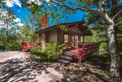 Swan Valley, Victor, Jackson, Driggs, Tetonia, Teton Village, Alta Single Family Home For Sale: 3770 Grandview Drive
