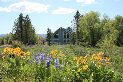 Star Valley Ranch WY Single Family Home For Sale: $495,000
