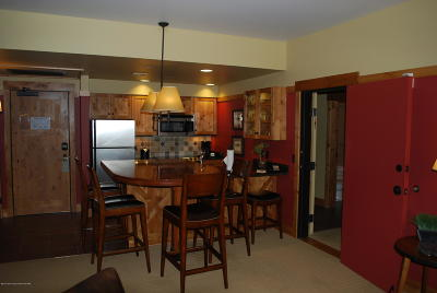 Swan Valley, Victor, Jackson, Driggs, Tetonia, Teton Village, Alta Condo/Townhouse For Sale: 10 Warm Creek Lane #206-208