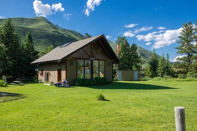 Teton Village, Tetonia, Jackson, Driggs, Alta, Swan Valley, Victor Single Family Home For Sale