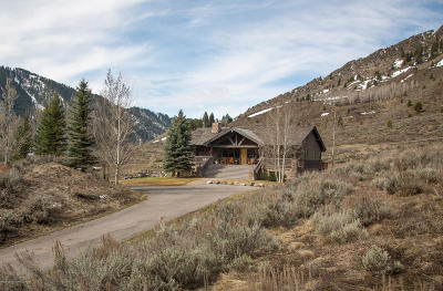 Jackson WY Single Family Home For Sale: $1,795,000