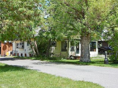 Swan Valley, Victor, Jackson, Driggs, Tetonia, Teton Village, Alta Single Family Home For Sale: 139 E Center St