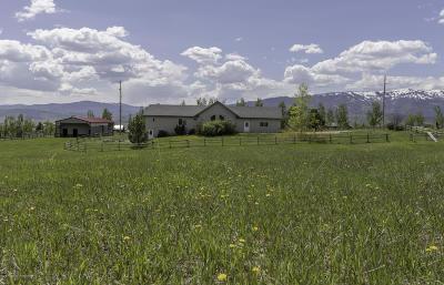 Etna, Freedom Single Family Home For Sale: 50 Buckaroo Circle