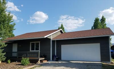 Swan Valley, Victor, Jackson, Driggs, Tetonia, Teton Village, Alta Single Family Home For Sale: 1261 Sandhill Rd