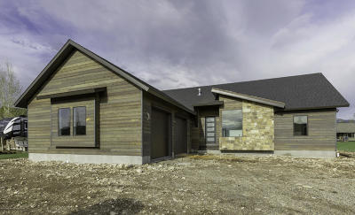 Victor Single Family Home Pending Contingent: 8291 Cutthroat Lane
