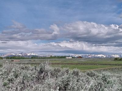 Daniel Residential Lots & Land For Sale: Lot 3 Jim Bridger Estates