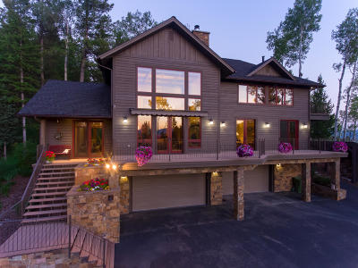 Alpine Single Family Home For Sale: 232 Upper Ridge Road