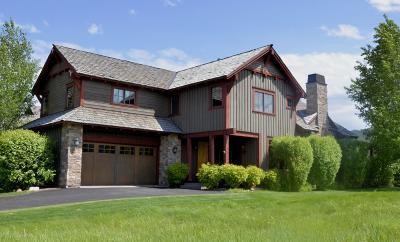 Teton Village, Tetonia, Driggs, Jackson, Victor, Swan Valley, Alta Single Family Home For Sale: 63 Beesley Ln