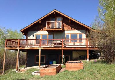 Tetonia Single Family Home For Sale: 2390 Columbine Trail