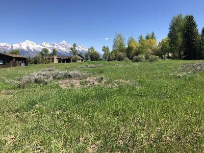 Teton County Residential Lots & Land For Sale