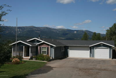 Etna, Freedom Single Family Home For Sale: 161 Spur Loop