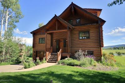 Victor Single Family Home For Sale: 37 Blackfoot Trl