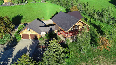 Star Valley Ranch WY Single Family Home For Sale: $325,000