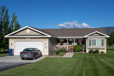 Etna, Freedom Single Family Home For Sale: 1370 Saddle Dr