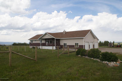 Teton Village, Tetonia, Jackson, Driggs, Victor, Swan Valley, Alta Single Family Home For Sale: 1996 E 2000 South