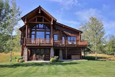 Victor Single Family Home For Sale: 88 Blackfoot Trl