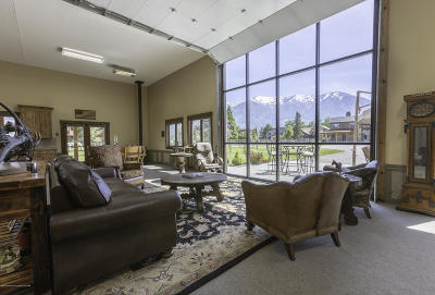Alpine Single Family Home For Sale: 661 Airport Rd