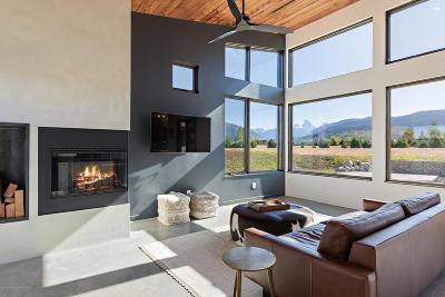 Teton Village, Tetonia, Jackson, Driggs, Alta, Swan Valley, Victor Single Family Home For Sale: 50 Rammell Rd