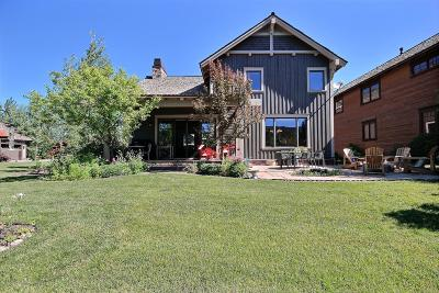 Victor Single Family Home Pending Contingent: 23 Moulton Ln