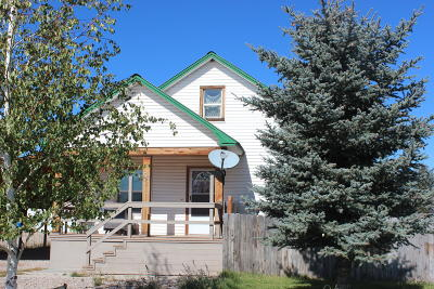 Afton Single Family Home For Sale: 57 E 2nd