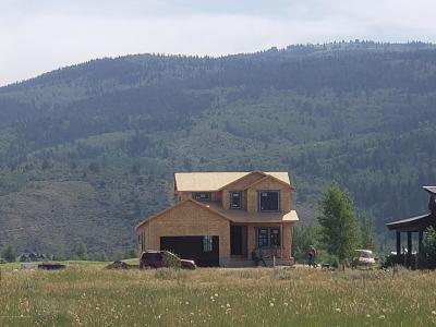 Teton Village, Tetonia, Jackson, Driggs, Victor, Swan Valley, Alta Single Family Home For Sale: TBD3 Swallowtail Dr.