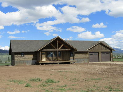 Teton Village, Tetonia, Driggs, Jackson, Victor, Swan Valley, Alta Single Family Home For Sale: 7329 Lakeside Rd