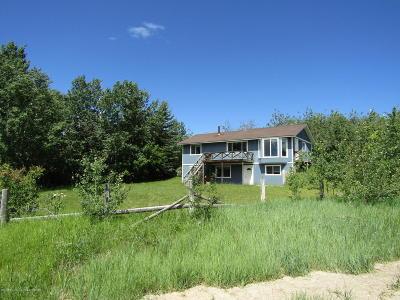 Alta Single Family Home For Sale: 1925 Alta North Road