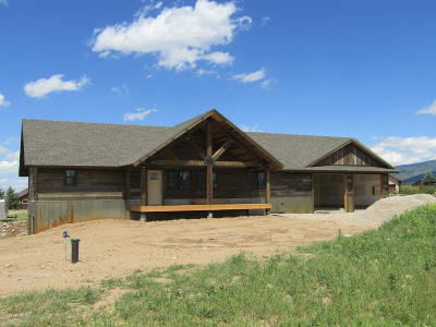 Teton Village, Tetonia, Jackson, Driggs, Victor, Swan Valley, Alta Single Family Home For Sale: 3827 Sweet Home Dr