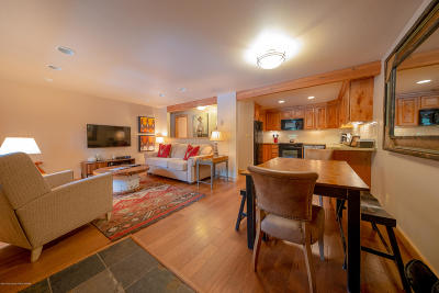 Teton Village, Tetonia, Driggs, Jackson, Victor, Swan Valley, Alta Condo/Townhouse For Sale: 7120 N Rachel Way #B-3