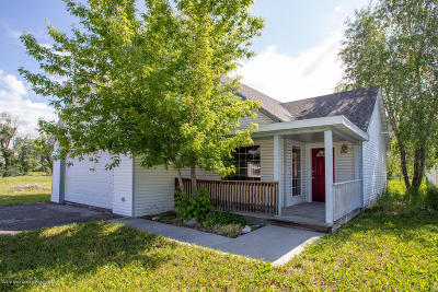 Afton Single Family Home For Sale: 135 Adams St