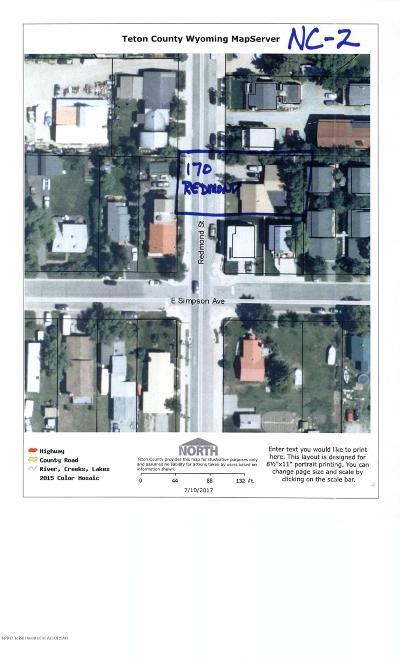 Teton Village, Tetonia, Jackson, Driggs, Alta, Swan Valley, Victor Single Family Home For Sale: 170 Redmond St
