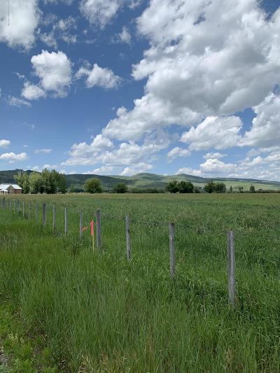 Fairview, Osmond, Smoot Residential Lots & Land For Sale: NYA Hwy 236 - Lot 1 Childs Meadows